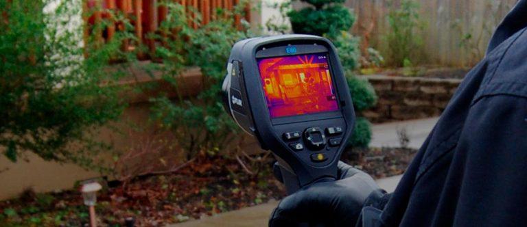 termografía infrarroja para el ahorro